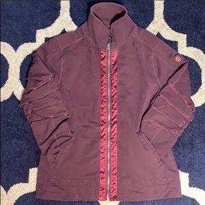 Lululemon zip 10 jacket